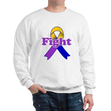 Fight Bladder Cancer Sweatshirt