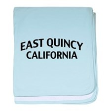 East Quincy California baby blanket