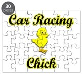 Car Racing Chick Puzzle