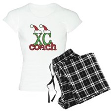 XC Holiday Cross Country Coach Pajamas