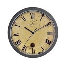 Antique style vintage, Wall Clock