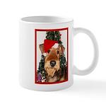 Airedale Terrier Christmas Mug