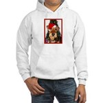 Airedale Terrier Christmas Hooded Sweatshirt