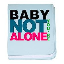 Unique Darren baby blanket