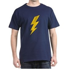 Yellow Thunderbolt T-Shirt