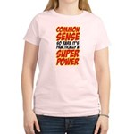 common sense Women's Light T-Shirt