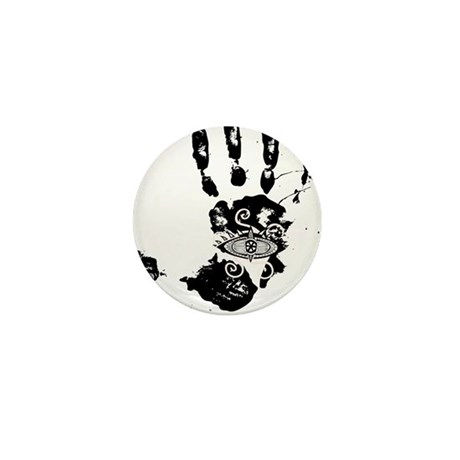 Hand of Fatima Mini Button (10 pack)