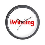 iWinning Wall Clock