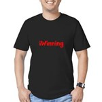 iWinning Men's Fitted T-Shirt (dark)