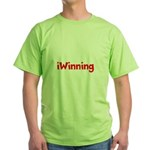 iWinning Green T-Shirt