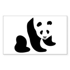 Panda Bear Decal