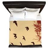 Forest Dusk King Duvet