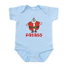 Fatass Infant Bodysuit