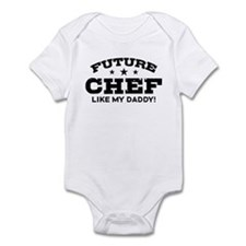 Future Chef Like my Daddy Onesie