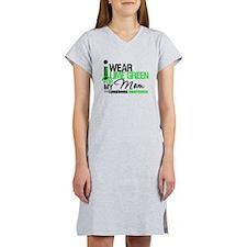 I Wear Lime Green Women's Nightshirt