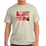 Make Tomatoes History Grey T-Shirt