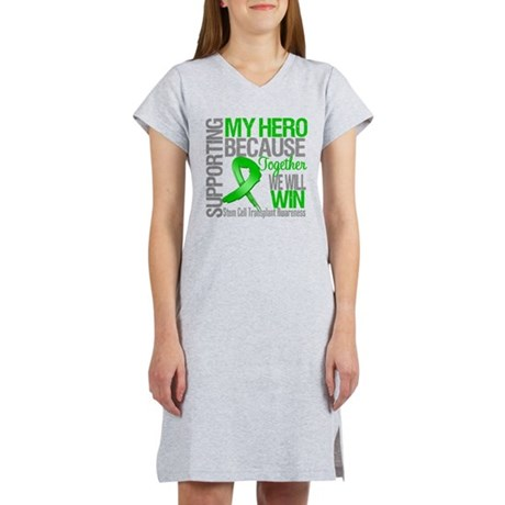 Supporting SCT Hero Women's Nightshirt
