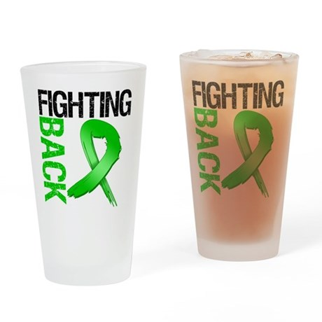 Fighting Back SCT Drinking Glass