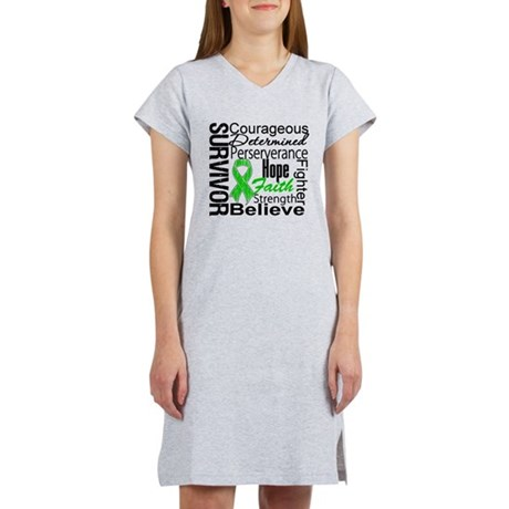 Survivor StemCellTransplant Women's Nightshirt