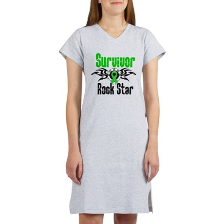 SCT Survivor Rock Star Women's Nightshirt