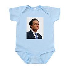 Mitt Romney Infant Bodysuit