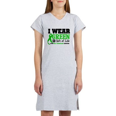SCT I Wear Green Women's Nightshirt