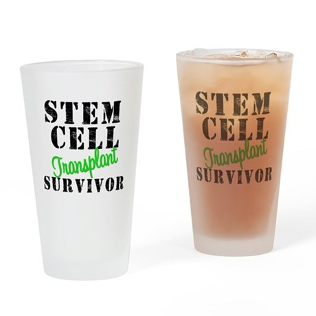 SCT Survivor Drinking Glass