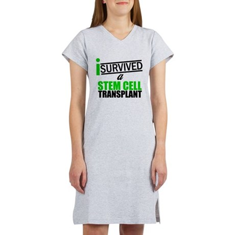 StemCellTransplant Survivor Women's Nightshirt