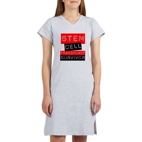 Stem Cell Transplant Women's Nightshirt