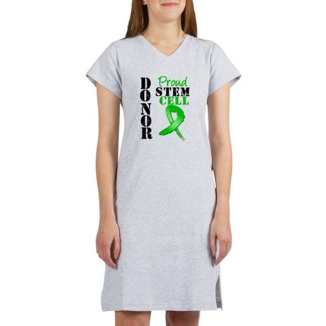 Proud Stem Cell Donor Women's Nightshirt