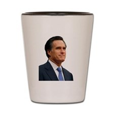 Mitt Romney Shot Glass
