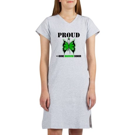 ProudBoneMarrowDonor Women's Nightshirt