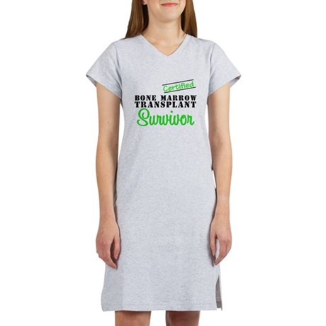 Certified BMT Survivor Women's Nightshirt