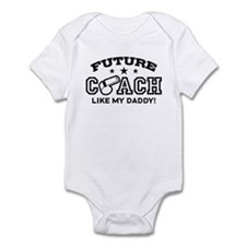 Future Coach Like My Daddy Infant Bodysuit