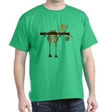 Of Trees And Frogs T-Shirt