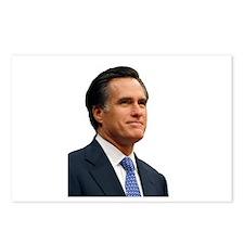 Mitt Romney Postcards (Package of 8)
