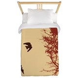 Forest Dusk Twin Duvet