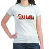 Dear Santa - Brother T