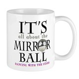 DWTS Mirror Ball Small Mug