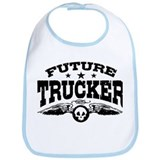 Future Trucker Bib