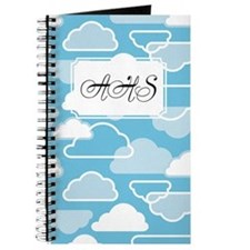 Clouds Blue Journal