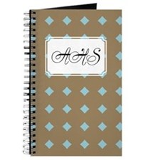 Diamonds taupe Journal
