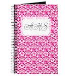 Flourish Soft Classic Pink Journal