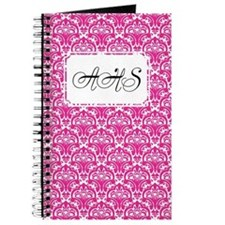 Flourish Soft Classic Pink Journal