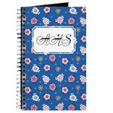 Flower Jeans Blue Journal