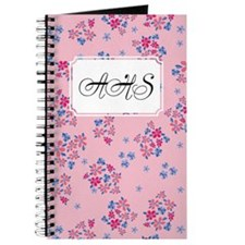 Flower Liberty Pink Journal