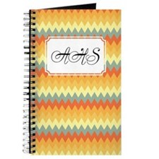 ZigZags Yellow Journal
