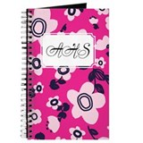 Mari Flower Pink Journal