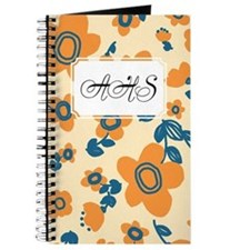 Mari Flower Yellow Journal