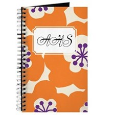 Flower Orange Journal